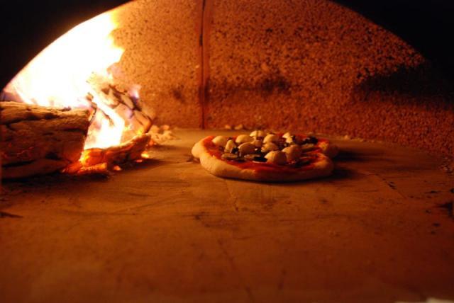 Il Primo... The first pizza!